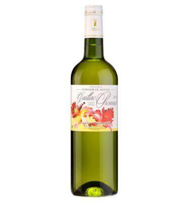 Primeur Blanc Domaine du Moulin
